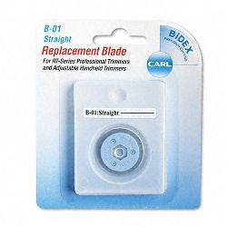 Bidex Straight Blade for PersonalProfessional Rotary Trimmers (CUI15001)