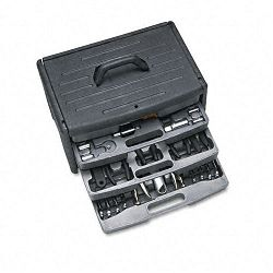 99-Piece Tool Kit in Four-Drawer Molded Carrying Case (GNSHM99)