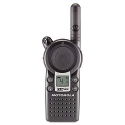 CLS Series Business Two-Way Radio 4 Channels One Watt 56 Frequencies 4.5oz (MTRCLS1410)