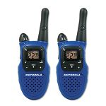 MC220R Talkabout Two-Way Radios 22 Channel 1 Watt Blue Pack of 2 (MTRMC220R)