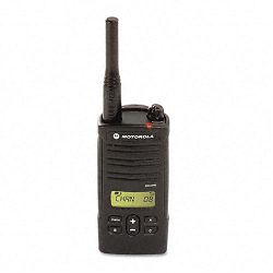 RDX Series Two-Way Radio Eight Channels Two Watts 89 Frequencies 8.6oz (MTRRDU2080)