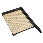 "SharpCut Paper Trimmer 15 Sheets Wood Base 12"" x 17 12"" (PRET15)"