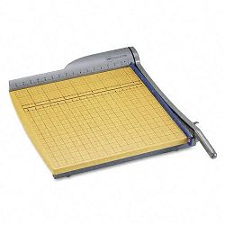 "ClassicCut Pro Paper Trimmer 15 Sheets MetalWood Composite Base 18"" x 18"" (SWI9118)"