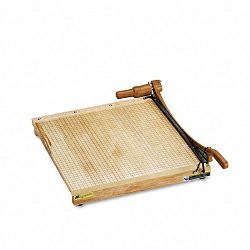 "ClassicCut Ingento Solid Maple Paper Trimmer 15 Sheets Maple Base 18"" x 18"" (SWI1152)"