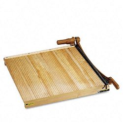 "ClassicCut Ingento Solid Maple Paper Trimmer 15 Sheets Maple Base 24"" x 24"" (SWI1162)"