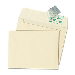 "Greeting CardInvitation Envelope Contemporary Redi-Strip #5-12"" Ivory (QUA10741)"