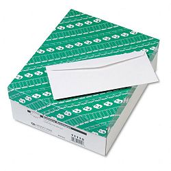 Business Envelope with Traditional Seam #10 White Box of 500 (QUA11112)
