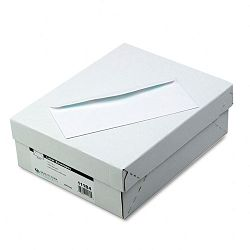 Laser & Inkjet Envelope Traditional #10 White Box of 500 (QUA11184)