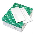 Business Window Envelope Contemporary #10 White Box of 500 (QUA21332)