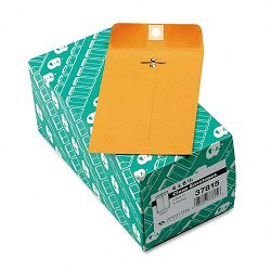 Clasp Envelope 4 x 6-38 28 Lb. Light Brown Box of 100 (QUA37815)