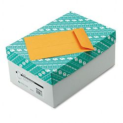 "Catalog Envelope 6"" x 9"" Light Brown Box of 500 (QUA40760)"