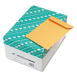 "Catalog Envelope 6-12"" x 9-12"" Light Brown Box of 500 (QUA40865)"