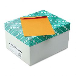 "Catalog Envelope 7-12"" x 10-12"" Light Brown Box of 500 (QUA41065)"