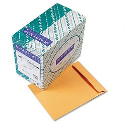 "Catalog Envelope 9-12"" x 12-12"" Light Brown Box of 250 (QUA41565)"