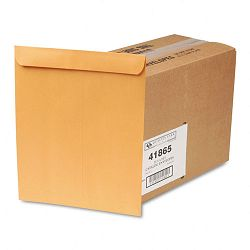 "Catalog Envelope 11-12"" x 14-12"" Light Brown Box of 250 (QUA41865)"