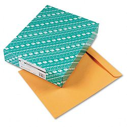 "Catalog Envelope 12"" x 15-12"" Light Brown Box of 100 (QUA41967)"