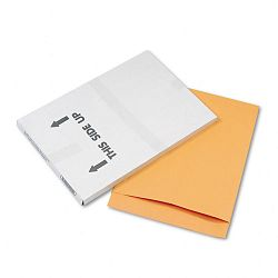 "Jumbo Size Kraft Envelope 17"" x 22"" Light Brown Box of 25 (QUA42356)"