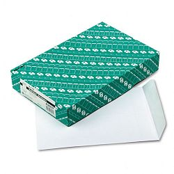 "Redi-Seal Catalog Envelope 9"" x 12"" White Box of 100 (QUA43517)"