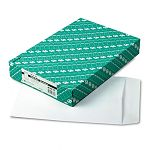 "Redi-Seal Catalog Envelope 10"" x 13"" White Box of 100 (QUA43717)"