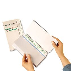 Redi-Strip Envelope Book White Wove 36Pack (QUA69024)