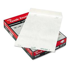 "Tyvek Mailer Side Seam 10"" x 15 White Box of 100 (QUAR1660)"