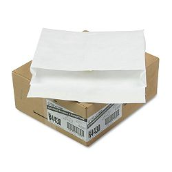 "Tyvek Expansion Mailer 10"" x 13"" x 2"" White 18 Lb. Carton of 100 (QUAR4430)"