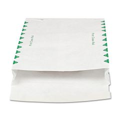 "Tyvek Expansion Mailer First Class 12"" x 16"" x 2"" White Carton of 100 (QUAR4530)"