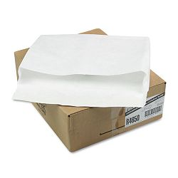 "Tyvek Booklet Expansion Mailer 12"" x 16"" x 2"" White Carton of 100 (QUAR4650)"