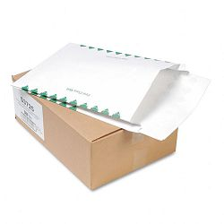 "Ship-Lite Redi-Flap Expansion Mailer 1st Class 12"" x 16"" x 2 White Box of 100 (QUAS3725)"