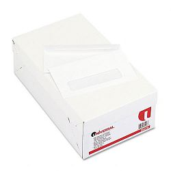 Window Business Envelope Contemporary #6-34 White Box of 500 (UNV35216)