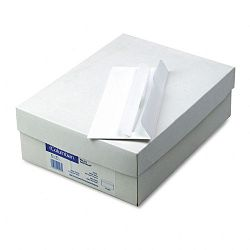 "Self-Seal Business Envelopes #10 4-18 x 9-12"" White Box of 500 (WEVCO293)"