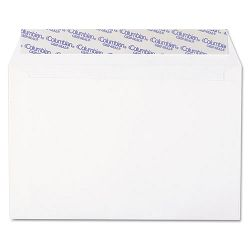"Grip-Seal BookletDocument Envelope 6"" x 9"" White Box of 250 (WEVCO330)"