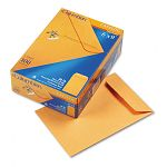"All-Purpose Catalog Envelope Center Seam 6"" x 9"" Light Brown Box of 100 (WEVCO649)"