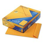 "All-Purpose Catalog Envelope Center Seam 9"" x 12"" Light Brown Box of 100 (WEVCO671)"