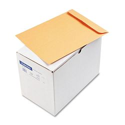 "Catalog Envelope Open End 9-12"" x12-12"" 28 Lb. Kraft Box of 250 (WEVCO678)"