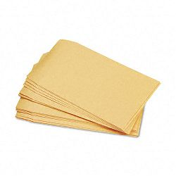 "Self-Seal Catalog Envelopes 6"" x 9"" 28 Lb. Light Brown Box of 100 (WEVCO729)"