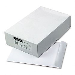 "Self-Seal Catalog Envelopes 10"" x 13"" 28 Lb. White Box of 100 (WEVCO746)"