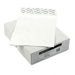 "Tyvek Catalog Envelopes 9-12"" x 12-12"" White Box of 100 (WEVCO800)"