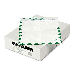 "Tyvek First Class Catalog Envelopes 9-12"" x 12-12"" Box of 100 (WEVCO810)"