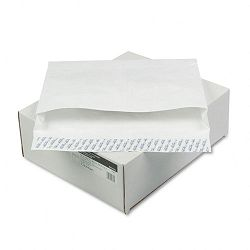 "Tyvek Grip-Seal Open Side 2"" Expansion Envelopes 12"" x 16"" Box of 100 (WEVCO816)"