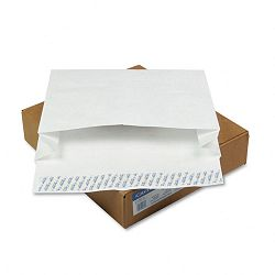 "Tyvek Grip-Seal Open Side 4"" Expansion Envelopes 12"" x 16"" Box of 50 (WEVCO817)"