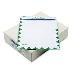 "DuraLok Security Tint Open End Flat Envelopes 1st Class 10"" x 13"" Box of 100 (WEVCO823)"