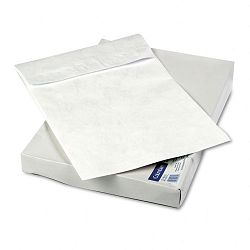 "Tyvek Grip-Seal Open End 2"" Expansion Envelopes 12"" x 16"" Box of 25 (WEVCO824)"