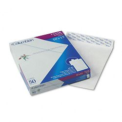 "Tyvek Catalog Envelopes 10"" x 13"" White Box of 50 (WEVCO852)"