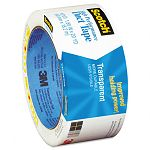 "Tough Duct Tape - Transparent 1.88"" x 20 yards Clear (MMM2120A)"