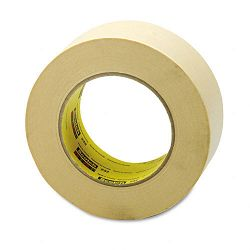 "High Performance Masking Tape 2"" x 60 yards 3"" Core Tan (MMM2322)"