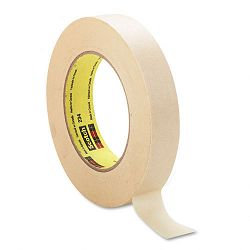 "General Purpose Masking Tape 234 1"" x 60 yards 3"" Core Natural (MMM2341)"