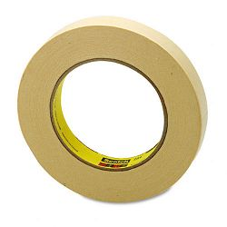 "General Purpose Masking Tape 234 34"" x 60 yards 3"" Core Natural (MMM23434)"