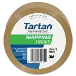 "Bulk-Packed Commercial Grade Tape 2"" x 55 yards 3"" Core Tan (MMM3710T6)"
