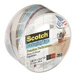 "3850 Heavy Duty Packaging Tape 2"" x 55 yards Clear (MMM3850)"